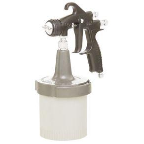 Pistola-para-Pintura-Succao-com-Caneca-de-Plastico-SGK-600-SM---DeVilbiss---SGK-600SM-52036-5---Devilbiss