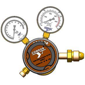Regulador-para-Argonio-Simples-Estagio-com-vazao-de-30--m³-h----405332---Condor