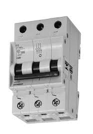 Disjuntor IEC Bipolar 2A - C 18KA / 220V 6KA / 380V 5SX2 202 - 7 - Siemens