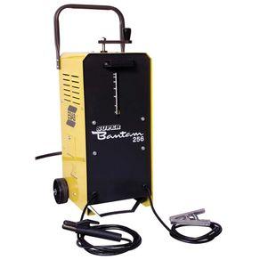 Transformador-de-Solda-Bantam-256-Plus-Mono-Bifasico-250A-110-220V-com-Acessorios---Esab---0402852---ESAB
