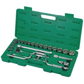 Jogo-de-Soquete-Estriado-1-2-10-32mm-24-pecas-com-Caixa-Plastica---204400BR---Belzer