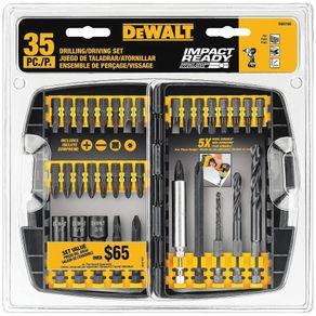 Kit-Ponteiras-com-35-Pecas-para-Parafusadeira-Impacto---DW2180---Dewalt