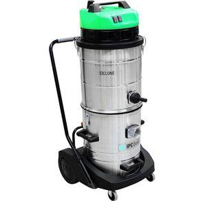 Aspirador-de-Po-e-Liquidos-Ciclone-2X-1200W-220V-62L---Soteco---Ciclone-220V-Inox---Soteco