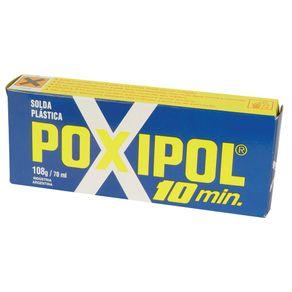 Adesivo-Epoxi-Poxipol-10min-Pastoso-108g---108---Poxipol