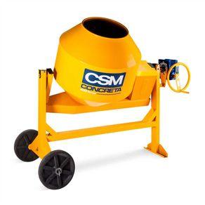 Betoneira-Concreta-400L-Motor-Trifasico-380V-2CV-2P-com-Quadro-de-Comando---CSM---71000031---CSM