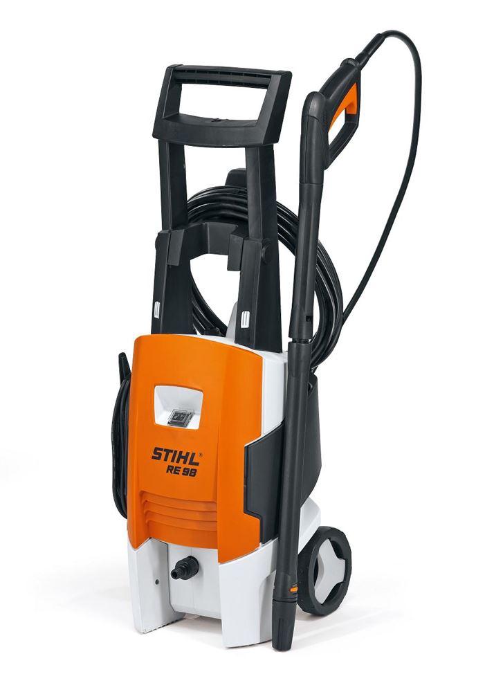 Lavadora Alta Pressão RE 98 Monofásico 1400lbs - Stihl 220V
