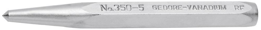 Punção de Centro 5x120mm
