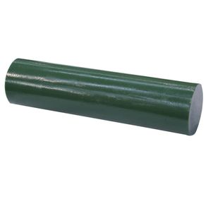 Poliuretano-Tarugo-80x300mm-Verde---Duroprene30---Duroprene