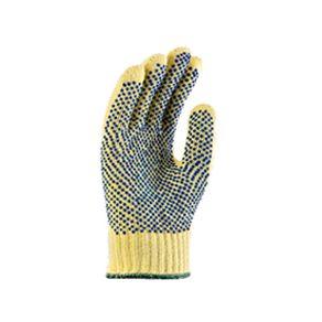 Luva-Kevlar-com-Pigmento-na-Palma-e-Dorso-com-Latex-10CM--1501-4P2-10---Promat---1501-4P2-10----Promat
