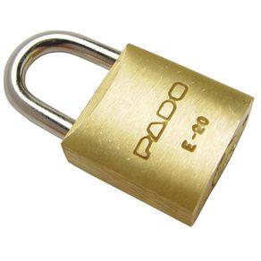 Cadeado-Latao-40mm-E-40---SM-E-40---Pado