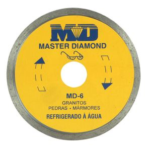 Disco-Diamantado-F22-Liso-Uso-Geral-100mm-MD-6---Master---MD-6---Master-