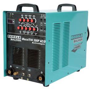 Fonte-Solda-TIG-Maxxi-TIG-300P-Trifasico-com-Tocha-300A-220-380-440V---Balmer---60155226---Balmer