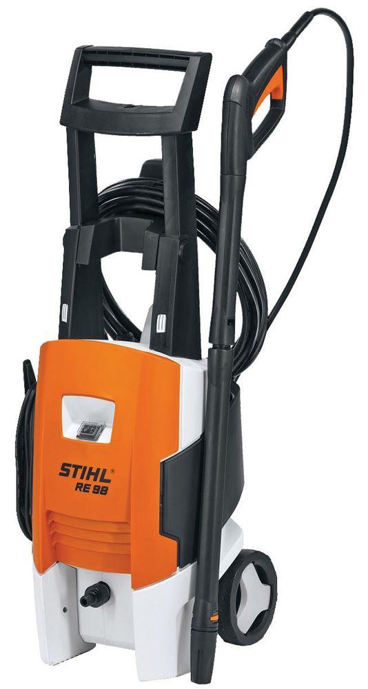 Lavadora Alta Pressão RE 98 Monofásico 1400lbs - Stihl 110V