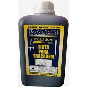Tinta-para-Tracagem-1L-Azul-MB1000---Baden---MB1000---Baden