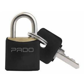 Cadeado-Latao-Plastificado-25mm-SM-Colorido-Preto-51016395---Pado---BOB-01---Pado