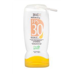 Creme-Protetor-120g-Solar-FPS-30-Contra-Raios-UVA-UVB-com-Clip---2255---Luvex