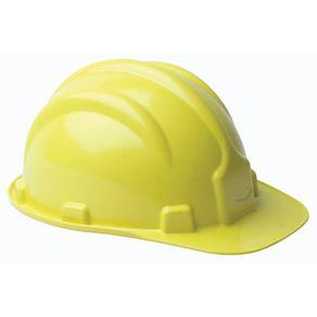 Capacete-Aba-Frontal-Polietileno-Amarelo-com-Suspensao-Plastica---PLA-002---Plasticor