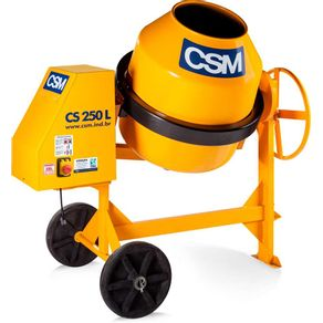 Betoneira-Monofasica--250-Litros-1-CV-CS-250-127V---CSM---40104265---CSM