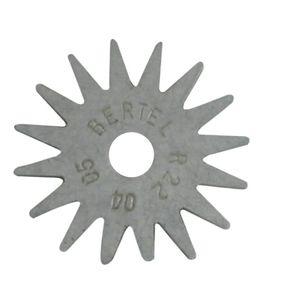 Roseta-para-Retificar-Rebolo-com-4-Pecas-N54--2x24mm---Bertel---N54---Bertel