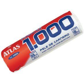 Rolo-Pele-de-Carneiro-23cm-com-garfo-para-Uso-Geral---ATLAS-1000---Atlas