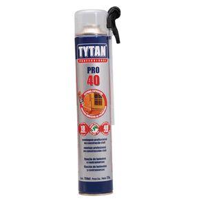 Espuma-Expansiva-Poliuretano-PRO-40-750ml-720g---Tytan---T40750---Tytan