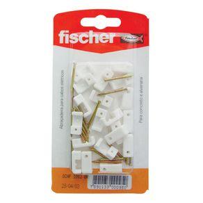 Abracadeira-para-Fio-25-4mm²-Branco-com-20-Pecas---Fischer---SCHF-1012B-95---Fischer