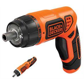 Parafusadeira-Bateria-36v-Litio-Bivolt-com-Lanterna-e-Acessorios-Bdcs36f---BDCS36F-BR---Black-Decker
