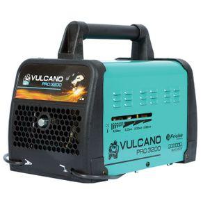 Transformador-de-Solda-Vulcano-Pro-3200-Mono-Bifasico-40-260A-110-220V-com-Acessorios---Balmer---30298900---Balmer