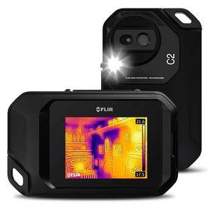 Camera-Termografica-de-Bolso-4800-Pixels---Flir---C2---FLIR