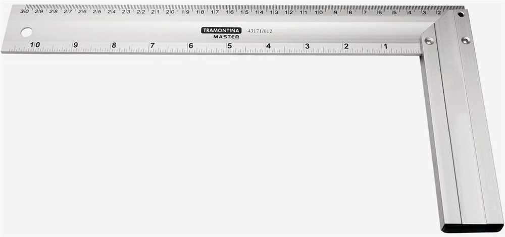 esquadro - esquadro simples - esquadro combinado - ferramentas para marcenaria hobby - fg