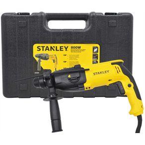 Martelete-Perfurador-Rompedor-SDS-PLUS-800W-110V-SHR263K-BR---Stanley---SHR263K-BR---Stanley