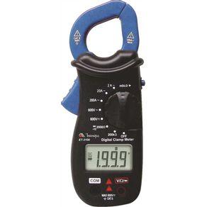 Alicate-Voltimetro-Amperimetro-Digital-Categoria-II-600V-ET-3100---Minipa---ET-3100---Minipa