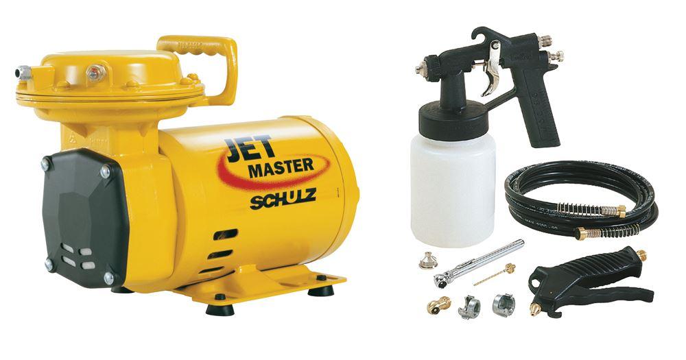 compressor de ar jet master schulz - ferramentas gerais