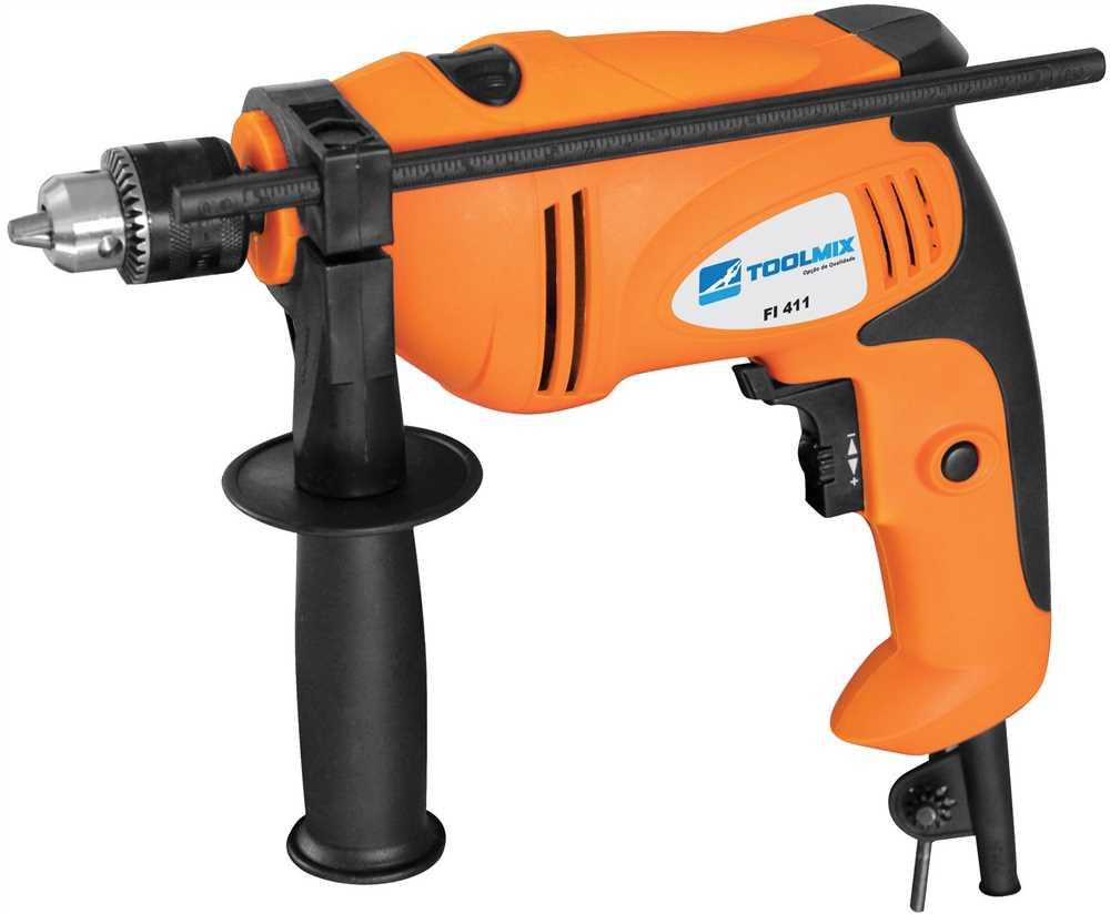 furadeira de impacto toolmix - ferramentas eletricas - dia dos pais - presente para o dia dos pais - ferramentas gerais