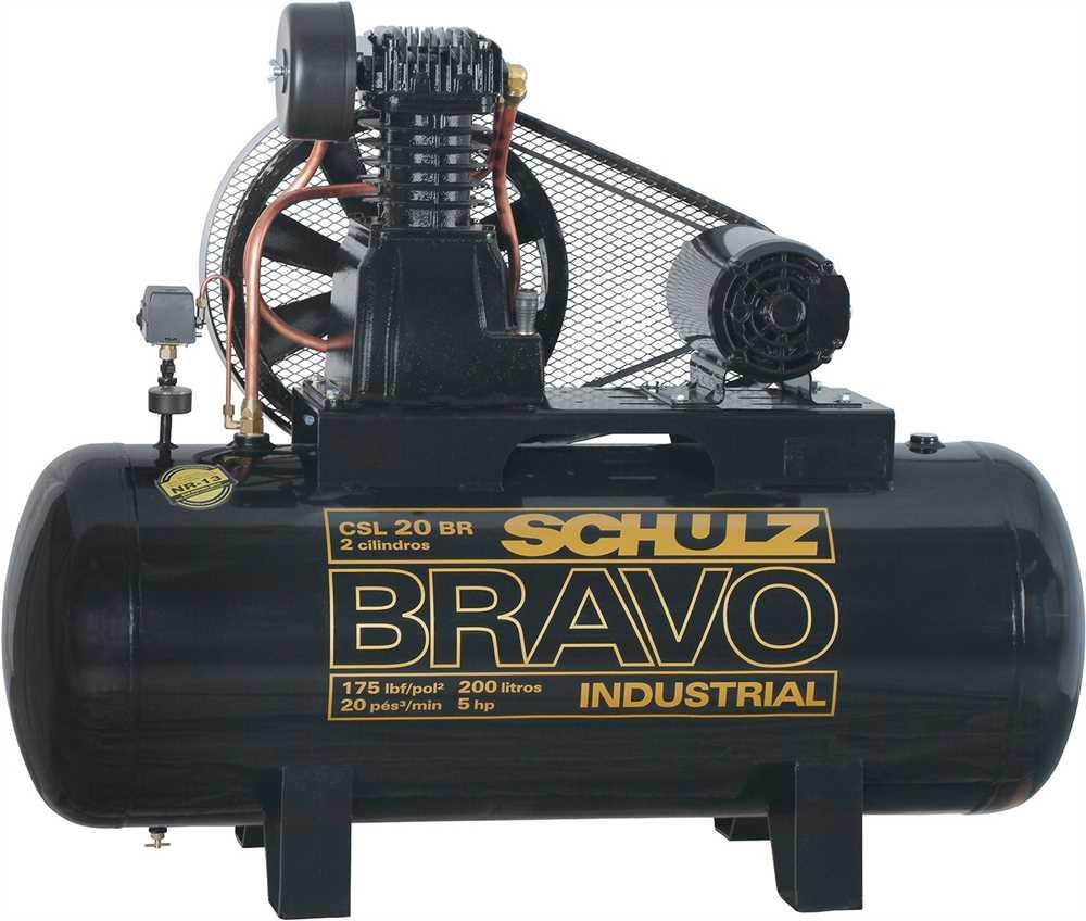 compressor de ar schulz ferramentas gerais