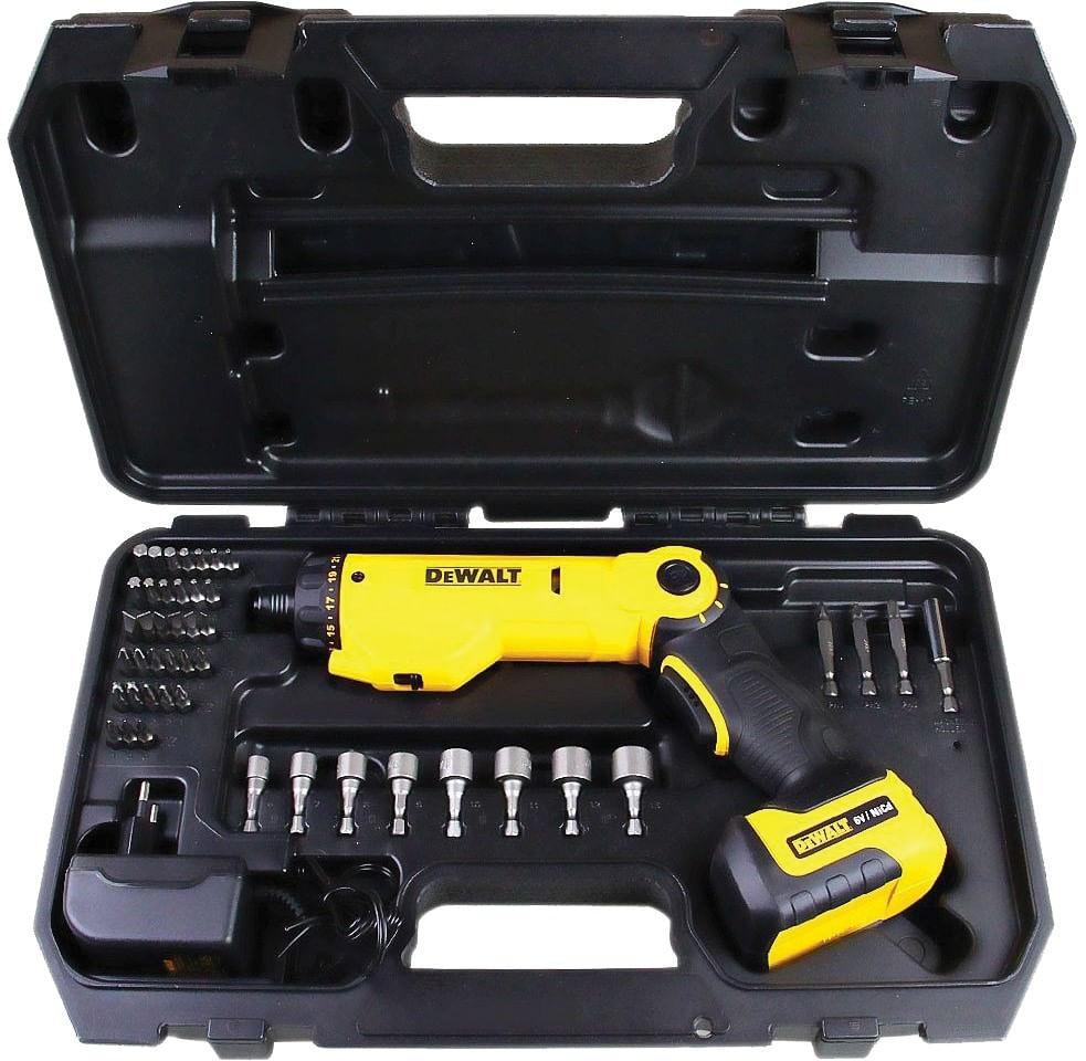 parafusadeira a bateria dewalt - ferramentas eletricas - presente para o dia dos pais - mes dos pais na fg - ferramentas gerais