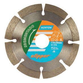 Disco-Diamantado-F20-Clipper-Segmentado-p--Concreto-e-Tijolos-110mm---70184624367---Norton