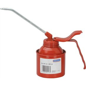 Almotolia-Bico-Rigido-250ml-de-Metal-1735---Pressol---1735P---Pressol