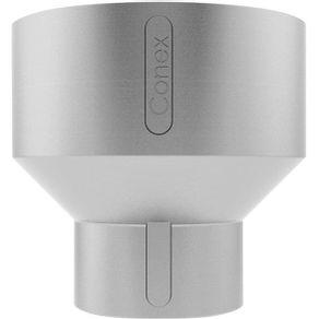 Luva-de-Reducao-para-Eletroduto-de-Aluminio-11-2x3-4-NPT---Conex---CX-LRD-52ALN----Conex