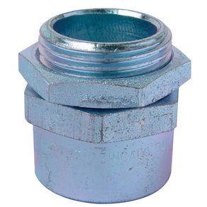 Conector-Macho-Fixo-1-BSP-Latao-Zincado---CMFR-180-1---Indel
