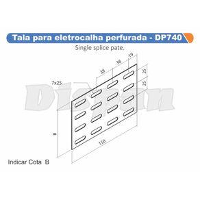 Tala-de-Emenda-Perfilada-50mm-DP740---Dispan---DP740---Dispan