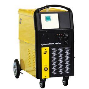 Fonte-Solda-MIG-SMASHWELD-318-TopFlex-Trifasico-318A-com-Voltimetro-Amperimetro-220-380-440V---0402319---ESAB