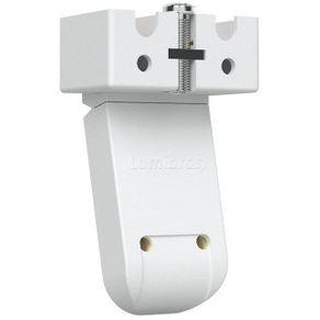 Receptaculo-Anti-Vibratorio-para-Lampada-Fluorescente-Conjunto-com-2-pecas---124E---Lumibras