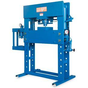 Prensa-Hidraulica-Manual-Standard-100Ton-com-Auxiliar-15Ton---P-100101---Bovenau