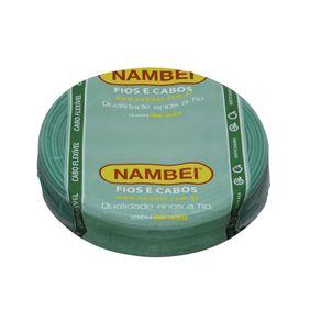 Cabo-PVC-Flexivel-70G-750V-10mm-Verde-com-100-Metros---Nambei---Nambeiflex-VD---Nambei