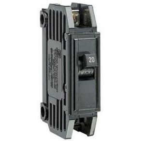 Disjuntor-Unipolar-NEMA-20A---C-2KA-220V-Preto---DQ1020---Eletromar