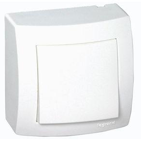 Interruptor-Sobrepor-Sistema-X-1-Tecla-Simples-Branca-com-Caixa---675000---Pial