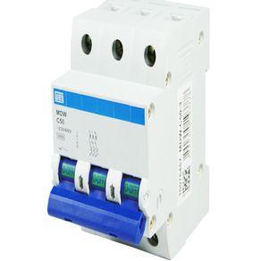 Disjuntor-IEC-Bipolar--16A-B--400V-BR--3KA-220V---Weg---10076414---Weg