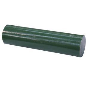 Poliuretano-Tarugo-55x300mm-Verde---Duroprene25---Duroprene