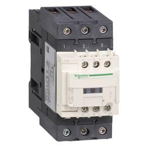 Contator-Tripolar-LC1D-40A-110V-50-60HZ-1NA-1NF---LC1D40AF7---Schneider